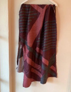 Esprit Knitted Scarf red