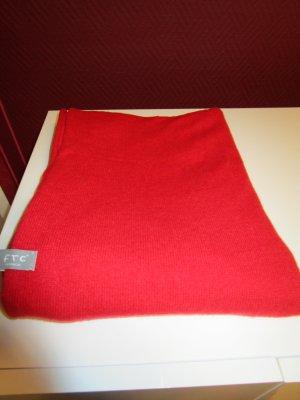 Sjaal van kasjmier rood Kasjmier