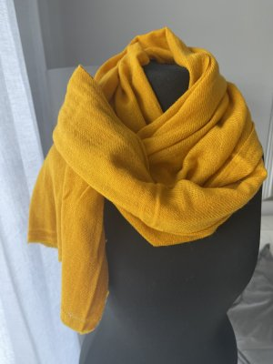 Pashmina orange clair