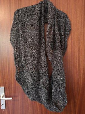 H&M Caperuza gris oscuro