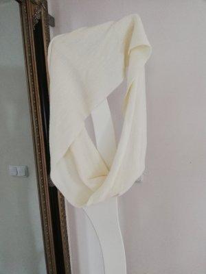 Snood natural white