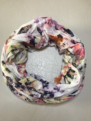 Pieces Tube Scarf multicolored
