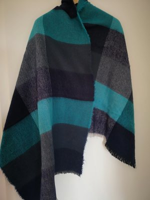 & other stories Fringed Scarf grey-steel blue