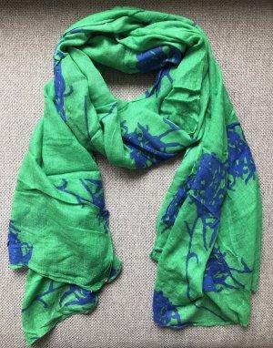 keine Ahnung Chal veraniego azul-verde