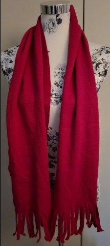 Sonstiges Woolen Scarf raspberry-red-magenta