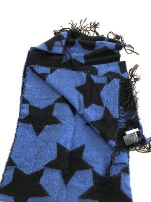 H&M Bufanda de lana negro