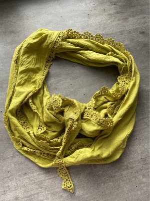 Cecil Chal veraniego amarillo limón