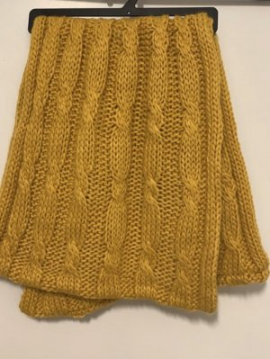 Tube Scarf yellow
