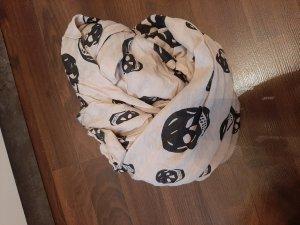 diverse Bufanda tubo negro-beige