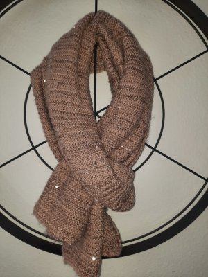 Darling Harbour Woolen Scarf pink