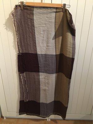 Becksöndergaard Sciarpa di lana multicolore Cotone