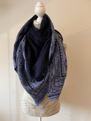 Promod Écharpe en laine multicolore
