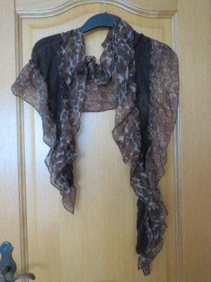 Tchibo / TCM Écharpe d'été brun