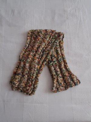 keine Écharpe en laine multicolore