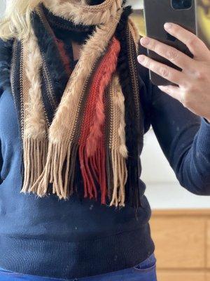 Codello Écharpe en tricot multicolore