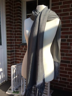 Codello Knitted Scarf dark grey