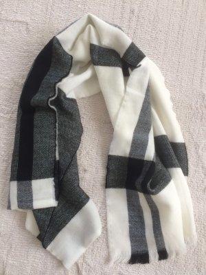 H&M Gebreide sjaal veelkleurig
