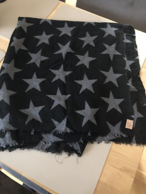 Beck Söndergaard Summer Scarf light grey-black