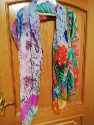 Desigual Summer Scarf multicolored