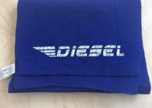 Diesel Tubesjaal blauw