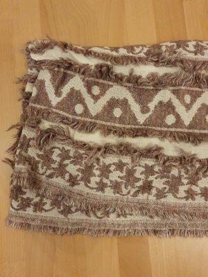 Erfurt Bufanda de lana multicolor