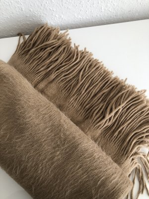 H&M Écharpe en tricot chameau-beige