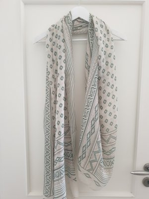 Pieces Crinkle Scarf multicolored