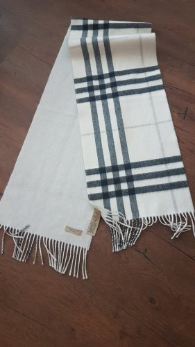 Burberry London Sciarpa in cashmere multicolore