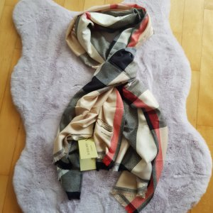 Burberry London Summer Scarf multicolored