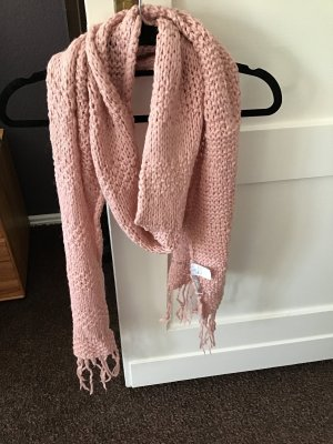 WE Knitted Scarf pink