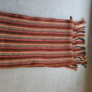 Bonita Knitted Scarf multicolored