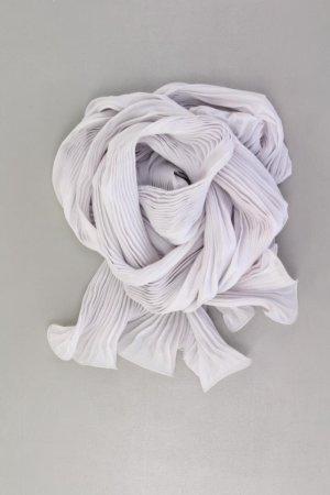 Schal grau aus Polyester