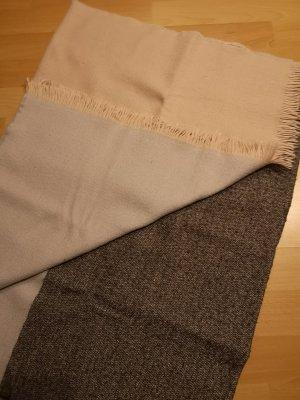 H&M Fringed Scarf grey
