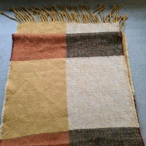 Unbekannte Marke Écharpe en laine multicolore