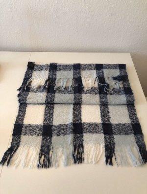 Gebreide sjaal veelkleurig