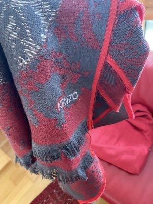 Kenzo Sciarpa di lana multicolore