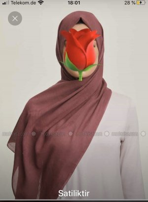 Modanisa Hijab pink-raspberry-red