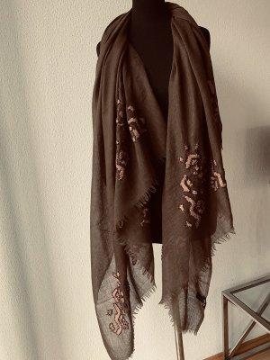 Massimo Dutti Wollen sjaal veelkleurig