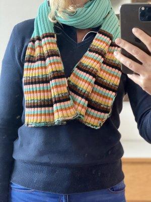 Missoni Bufanda de punto multicolor