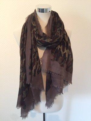 Schal mit Camouflage-Muster