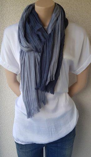 ☆ Schal mit Farbverlauf ☆