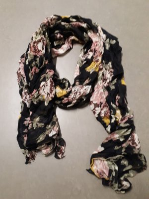 Vila Summer Scarf multicolored cotton