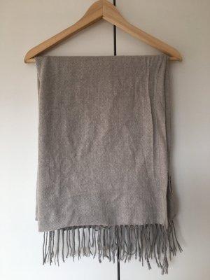 Six Woolen Scarf light grey