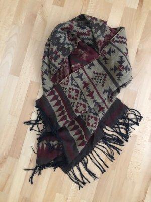 Primark Wollen sjaal veelkleurig