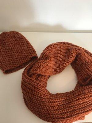 Schal/Mütze