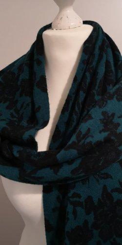 ohne Marke Woolen Scarf dark green
