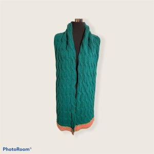 Gucci Bufanda de lana verde bosque