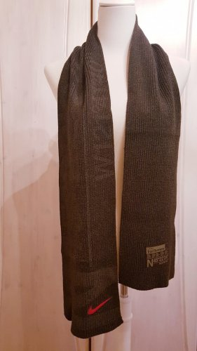 Schal NIKE Unisex 160cm x 19cm taupe/grau