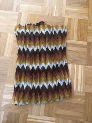 H&M Crinkle Scarf multicolored