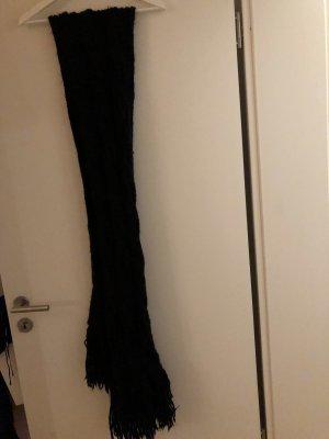 Patrizia Pepe Bufanda de lana negro